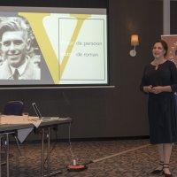 Judith Fanto over haar boek Viktor